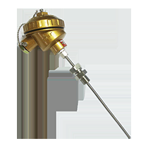 固定卡套螺纹装置式铠装热电偶