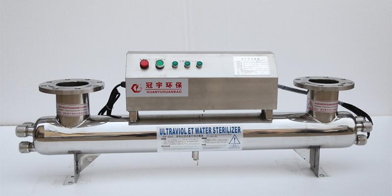 304不锈钢材质紫外线消毒器