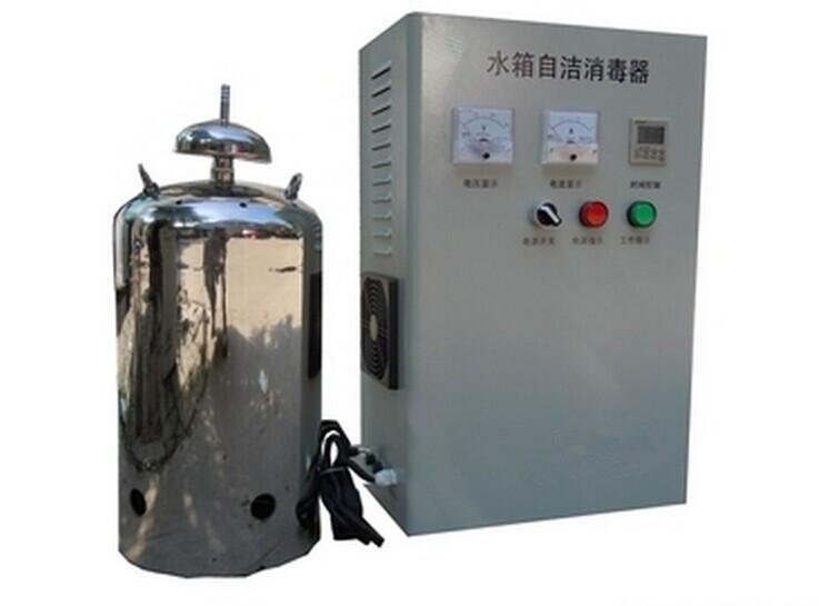 WTS-2B内置式生活水箱自洁消毒器