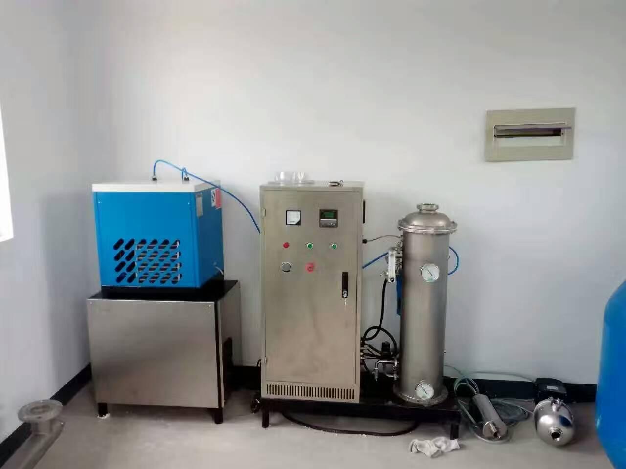 纯净水消毒专用氧气源臭氧发生器